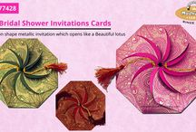BRIDAL SHOWER INVITATIONS / Unique Collection of Bridal Shower Invitations