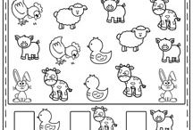 worksheets animals