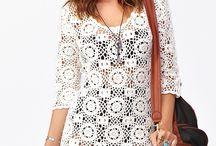 Z*Crochet ~ dress, tunic, blouse, skirt