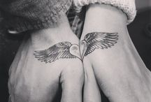 Matching Tattoo Ideas |