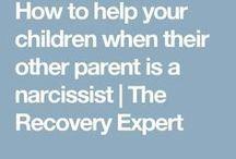 co parenting narssisst