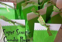 Goody bags / by Pulla Hegde