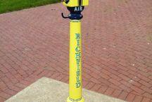 Levegő kút air pump