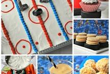 Hockey Inspired Food / by Beard-a-thon