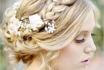 Bridal Makeup & Hair / Bridal makeup and hair styles