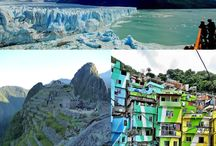 South & Central America / by Yahoo Travel