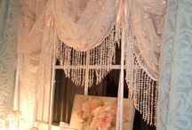 Shabby chi curtains