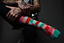 PIXELATE SOCKS || MINGA BERLIN / Socken für die digitalen Bohème!