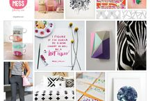 Clique Kits February-Hot Mess