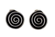 Spiral unisex handmade jewelry / The symbol of the spiral can push the viewer to be flexible and have trust when things change. In this board we have all our items with spiral design in Sterling silver, alpaca, tumbaga and brass.
