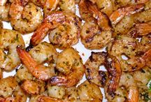 Foods From The Gulf...(Seafood) / by Patricia Ladner