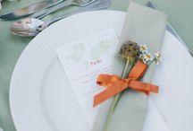 Menu, marque place, plan de table mariage / Wedding menu decoration / Quelques jolies photos de nos créations menu, marque place, nom de table, plan de table, livre d'or, boite cadeau pour mariage et autre jour de fêtes by Féeline création