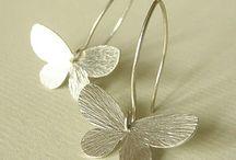 Silver Earring Worksop
