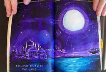 Art Journals 4 / by kia2828