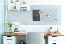 Inspiration - Office/Playroom