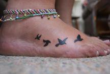 tatoos / by Taylor Frick