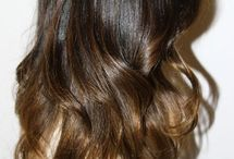 hair ideas  / by Megan Christiansen