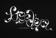 Typography / by Mike Hambleton