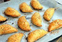 HARTIG - Broodjes - Gebak / Gevulde broodjes, hartige bladerdeeg,