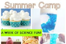 Science summer camp! / by Patti L