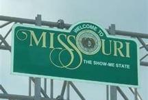 Show me Missouri / by Darla Rigdon