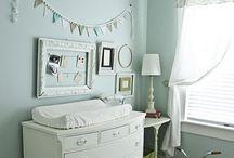 Duck Egg Blue Bedroom Walls