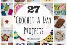 Crochet / by Lilian Xiscatti Arndt