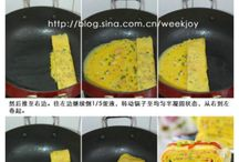 recipes • 요리 방법