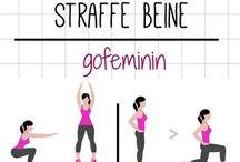 Gym Übungen