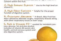Fruits - Health Benefits