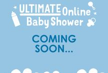 Ultimate Online Baby Shower / Ultimate Online Baby Shower. #UOBS event.