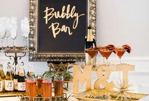 PARTIES + Hen's and Bachelorette / Send her off to married life in style with these theme and styling ideas