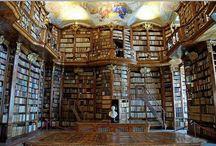 Tolle Bibliotheken / Schöne Bibliotheken aus aller Welt