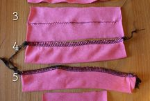 sewing/serging tips and tricks / by Catherine Gagnon