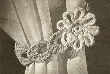 Curtains & Curtain tape - Crochetrelated