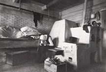 Habitation / How do people live in the past and now, all around the world.