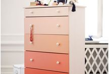 DIY Furniture / Homemade furniture, re-finished furniture, re-built furniture / by Kelly Serfes
