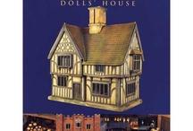 Dollhouse Construction - tutorials & ideas! / I wannado