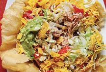 Taco's Nacho's Tortilla's 'n Roll ups