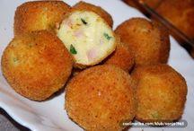 bramborové recepty