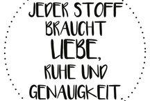 Sprüche / Quotes