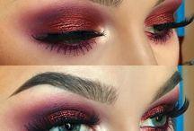 makeup - party/insta