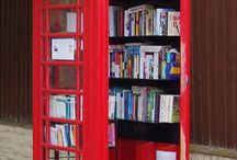 K6 telphone box
