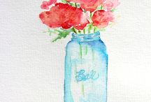 watercolor / by Erin Russek