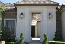 Mediterrranean villas