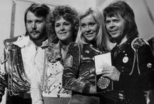 """ABBA and THE 1970""""s ABBA."""