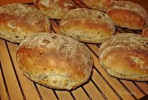 chléb,pečivo