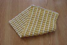 Ballband Knitted Dishcloths