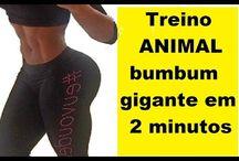 Exercícios bumbum