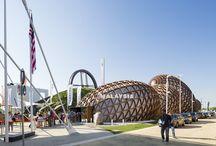 Padiglione Malaysia - Expo 2015 / Rasatura pavimenti esistenti, posa di pavimenti in moquette e in legno con NIVORAPID, PIANOCEM, ULTRAPLAN MAXI, ECO PRIM PU 1K, ULTRABOND ECO FIX,  ULTRABOND P980 1K